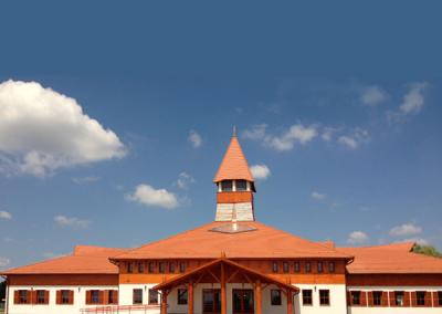 Látogató Központ