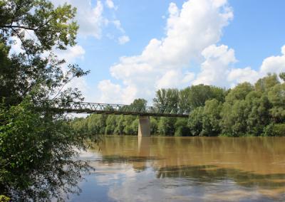 Tisza híd Kisar