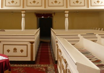 Református templom Kisar